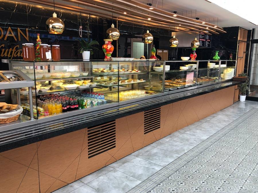 Hanedan Restoran Self-Servis Hattı
