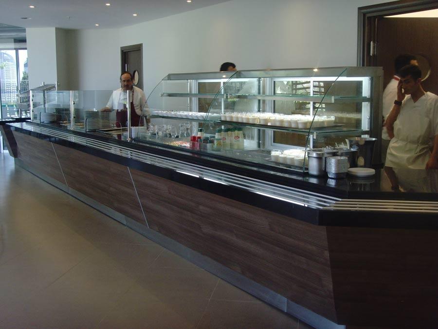 Yasa Restoran Self Servis Projesi 3