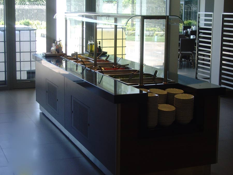 Yasa Restoran Self Servis Projesi 4